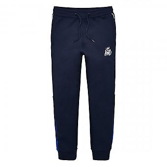 Kings Will Dream Junior Mector Navy/Blue Camo Poly Bottoms J557