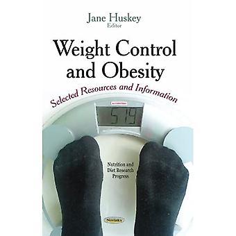 GEWICHTSBEHEERSING EN OBESITAS GESELECTEERD RE (Voeding en Dieet Onderzoek Vooruitgang)