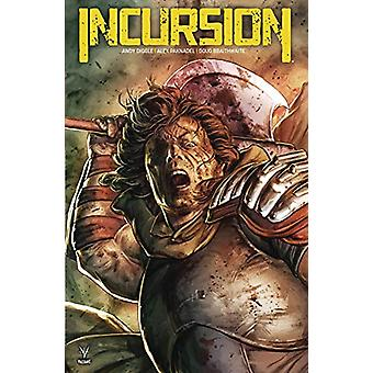 Incursion by Andy Diggle - 9781682153031 Book