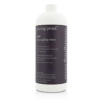 Living Proof Curl Detangling Rinse 1000ml/32oz