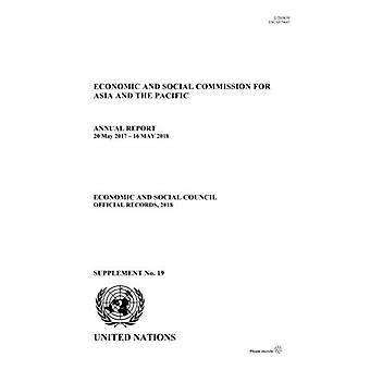 Economic and Social Commission for Asia and the Pacific - annual repor