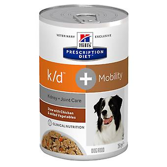 Hill's Prescription Diet Canine K / d Mobility Chicken and Vegetables
