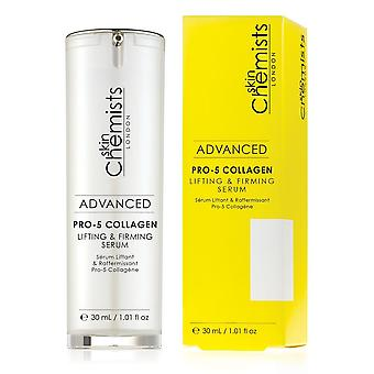 Advanced pro-5 collagen lifting and firming serum 30ml