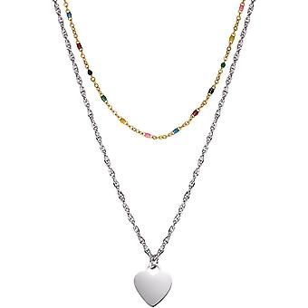 Go Mademoiselle Jewelry necklace and pendant 608088 -