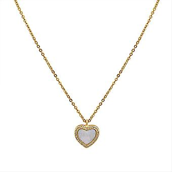 Edforce necklace and pendant 487-0094-N - Women's necklace and pendant