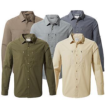 קרגאופפרס Mens בולדר חולצת שרוול ארוך