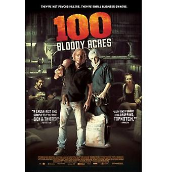 100 Bloody Acres [BLU-RAY] USA import