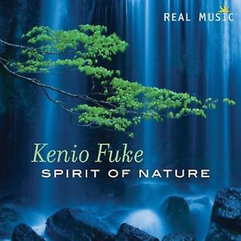 Kenio Fuke - Spirit of Nature [CD] USA import