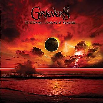 Grievers - Eternal Pleasure of Revenge [CD] USA import