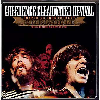 Creedence Clearwater Revival - Creedence Clearwater Revival: Vol. 1-Chronicle-20 Greatest Hits [Vinyl] USA import