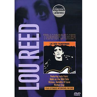 Lou Reed - Transformer [DVD] USA import