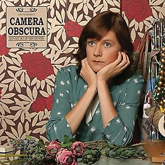 Camera Obscura - Let's Get Out of This Country [CD] USA import