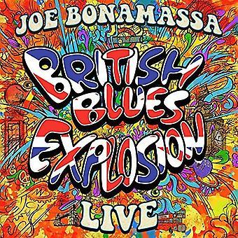 Joe Bonamassa - British Blues Explosion Live [CD] USA import