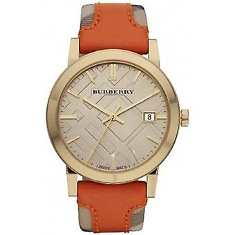 Burberry BU9016 Heritage Nova Tarkista Naiset&s Watch