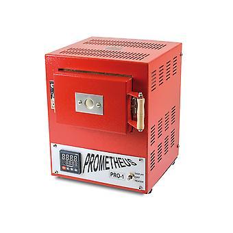 Prometeo Mini Kiln PRO-1 con controller digitale