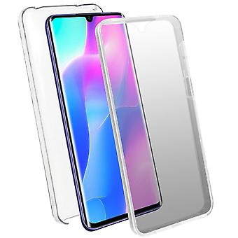 Capa Xiaomi Mi Note 10 Lite Hard Back + Soft Front Clear