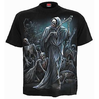 Spiral - dance of death - men's t-shirt