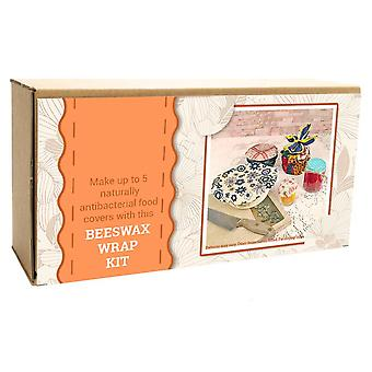 Make Your Own Beeswax Wrap Craft Kit