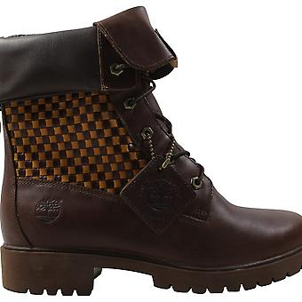 Timberland Impermeável Hi Brown 17328 Women 's