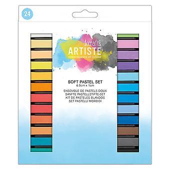 Docrafts Soft Pastel Set (24pk) (DOA 551006)