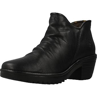 Fly London Botines Wezo890fly Color Black