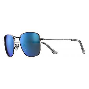 Sunglasses Unisex Cat.3 black/silver (JSL18992218)
