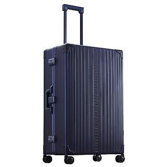 "ALEON Macro Traveler 30"" Trolley 4 ruedas, 50 cm, 80 L, Azul"