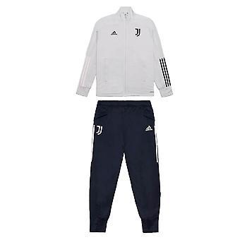2020-2021 Juventus Tracksuit (Grey)