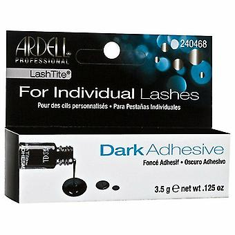 Ardell Lash Tite Individual Lash Adhesive - Dark 3.7ml - Not for Strip Lashes