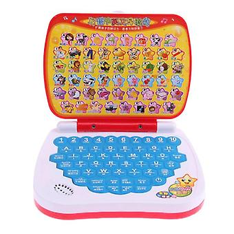 Early Educational Learning Kids Laptop, Machine Multi-function Alphabet Music