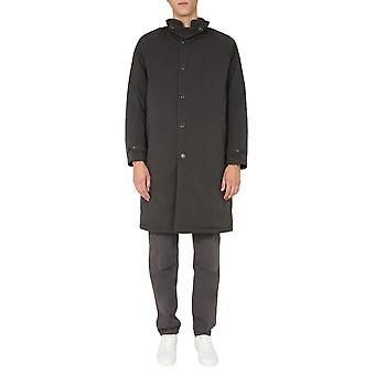 Aspesi 0i08997217327 Hombres's Brown Polyester Trench Coat