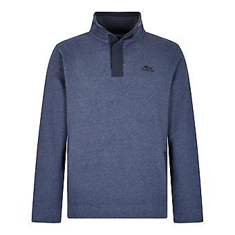 Folk Button Nacke Sweatshirt