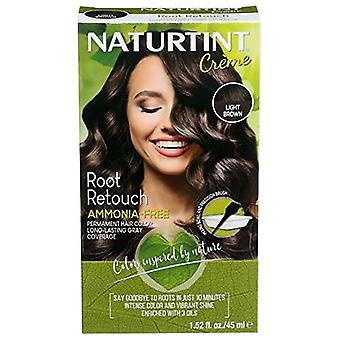 Naturtint Root Retouch Creme Light Brown