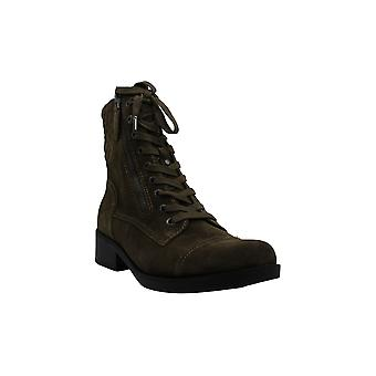 Lucca Lane Women's Shoes Cailyn Suede Cap Toe Ankle Fashion Boots