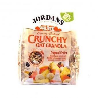 Jordans - Crunchy Granola - Tropical