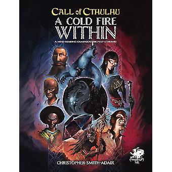Un feu froid dans l'appel de Cthulhu 7e Pulp Cthulhu Gaming Book
