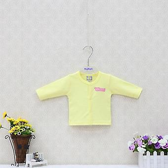 Little And 100% Cotton Shirts Baby Long-sleeved Blouse Toddler Undershirts