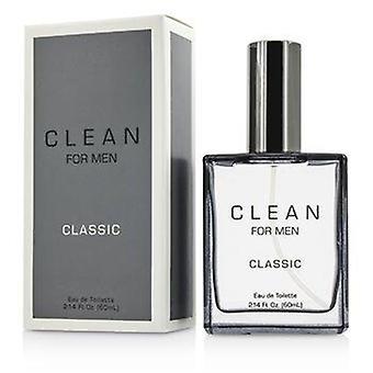 Clean For Men Classic Eau De Toilette Spray 60ml ou 2.14oz