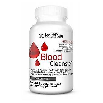 Health Plus Blood Cleanse, 90 Caps