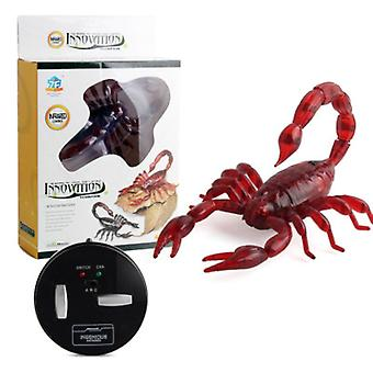 Infrared Rc Animal Insect, Simulation Spider, Bee Fly Electric Robot