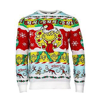 Offizielle Die Grinch Weihnachten Pullover / hässliche Pullover
