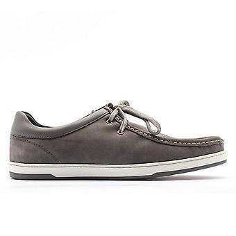 Base London Dougie Suede Mens Casual Shoes