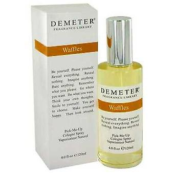 Demeter vohvelit by Demeter Cologne spray 4 oz (naiset) V728-503302