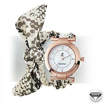 Naisten kello niin charmi B2046-MF372-BLANC