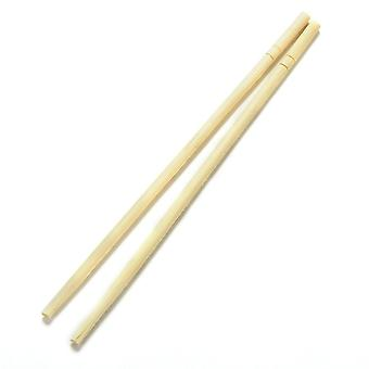 40 Pairs Chopsticks Disposable Bamboo Wooden Chopsticks Approx. 18cm Long