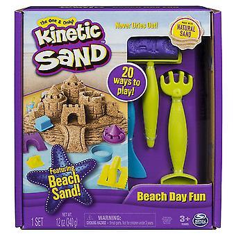 Kinetic Sand Beach Tag Spaß Set
