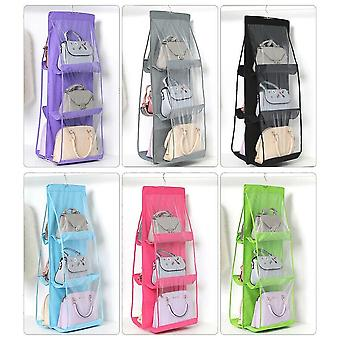 Folding Shelf Bag Pocket Door Hanger Storage