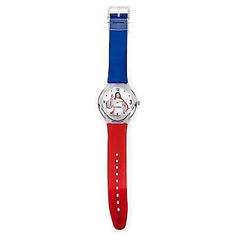 Amen hodinky rosso blu wgrbl