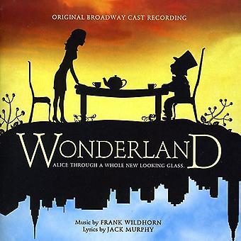 Broadway Cast - Wonderland [CD] USA import