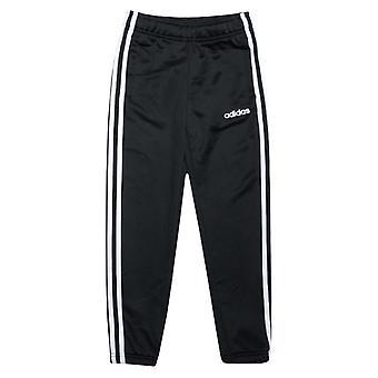 Girl's adidas Junior Cardio Jog Pants in Black
